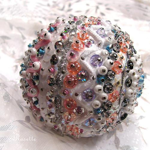 Polárka - dekorační koule