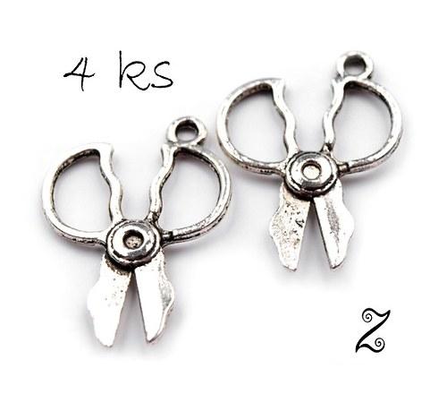 Nůžky (4ks)