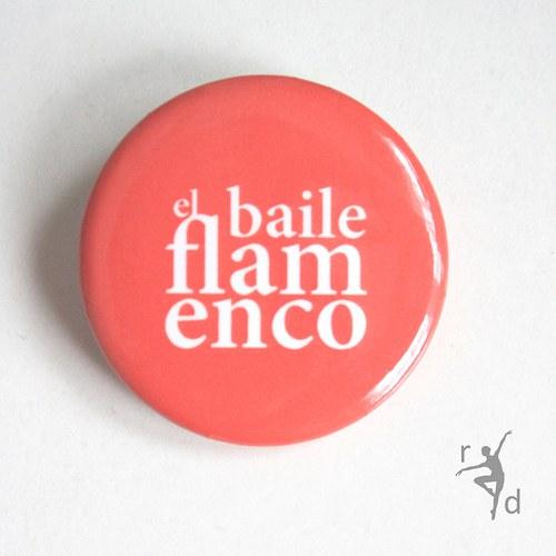 Placka EL BAILE FLAMENCO