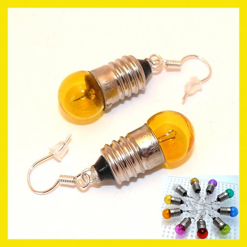 Mini žárovičky žluté (i jiné barvy!)
