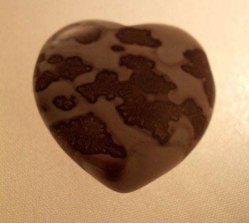 srdce minerál