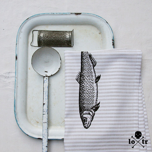 Utěrka - Ryba