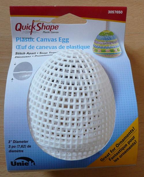 Plastová kanava - 3D vejce