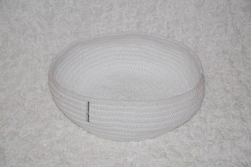 Háčkovaný kokonek 0-1m