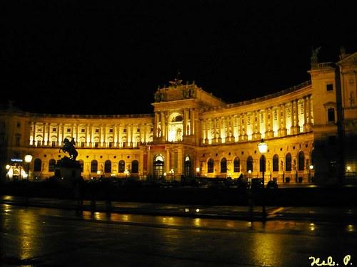 Noc ve Vídni