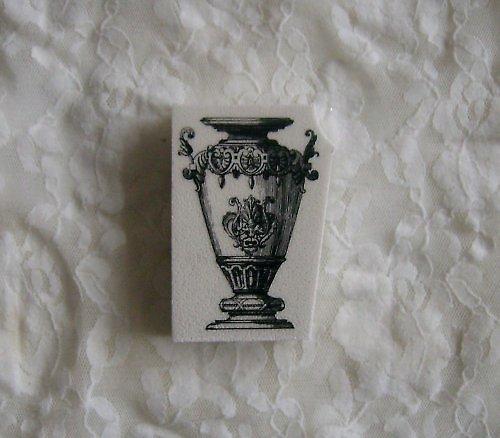 Razítko Le Blanche - Starobylá váza