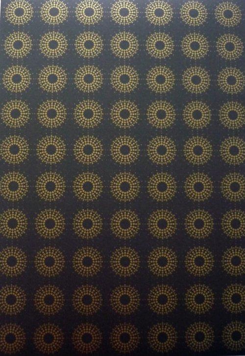 Papír A4 Circles- kolekce Třpytivá Elegance