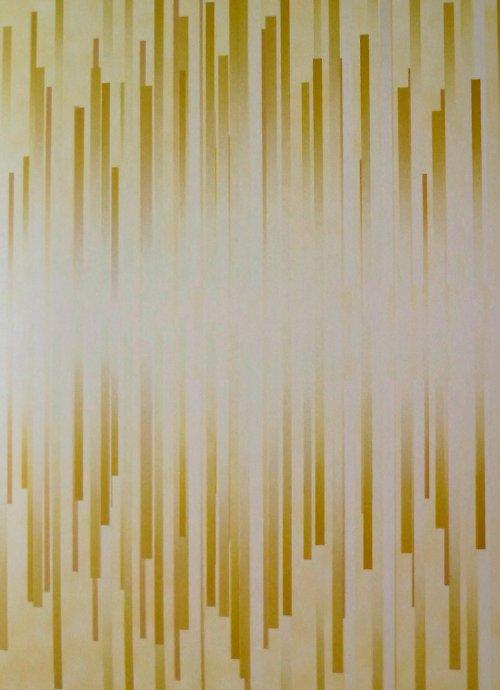 Papír A4 Gold Lines - kolekce Třpytivá Elegance