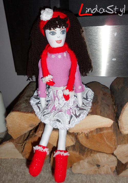 Hadrová panenka - Střapika