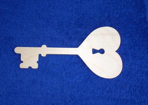 Klíč k srdci DL534