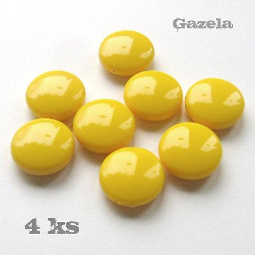 Čočky žluté - 4 ks