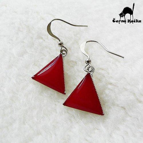 Trojúhleníky Červené paní