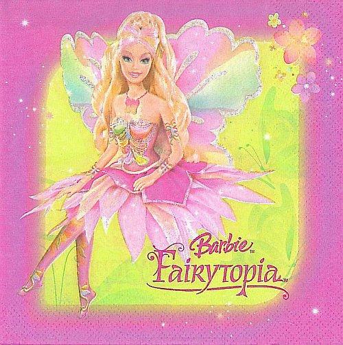 Ubrousek Barbie