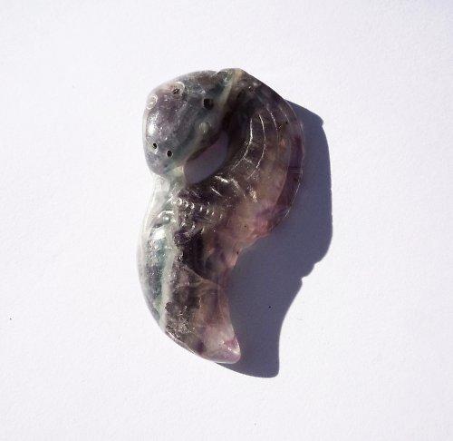 Fluoritový had