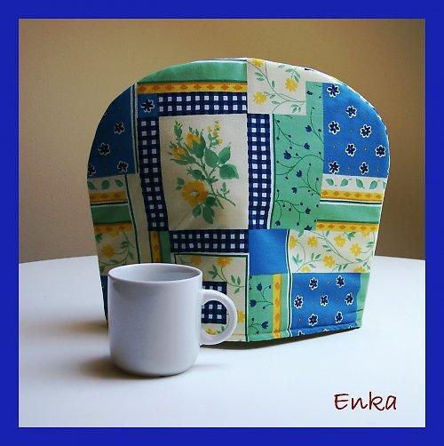 Poklop na čajovou konvici