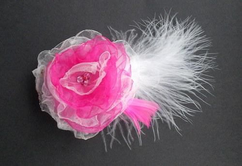 Brož Růžová kontesa