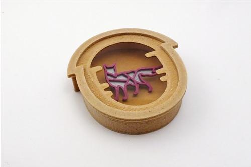 Dárková krabička woodfill small