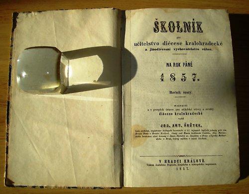 Školník /1857/