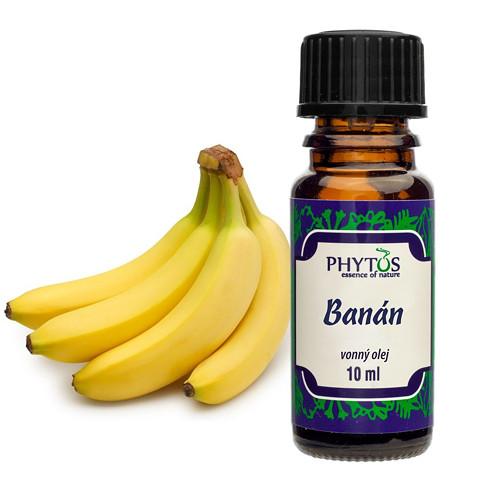 Banán - vonný olej 10ml