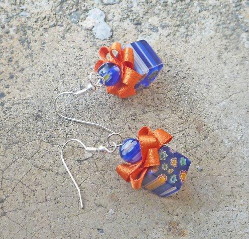 Modro-oranžovky