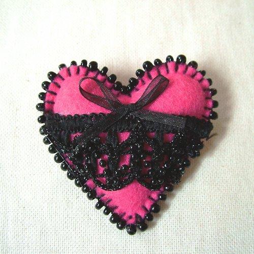 Cyklamenové srdce