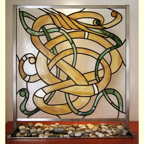 Keltský had - Serpent