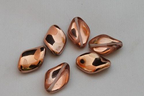 Korálky 2211 (18x13 mm)