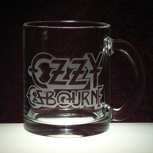 Hrnek - Ozzy Osbourne