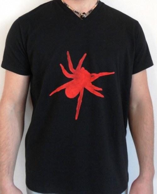 Tričko pánské Pavouk