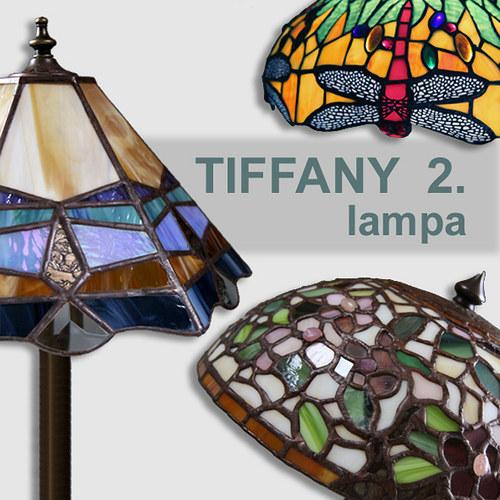Kurz TIFFANY 2. - lampa, 26.8.17, Praha 10
