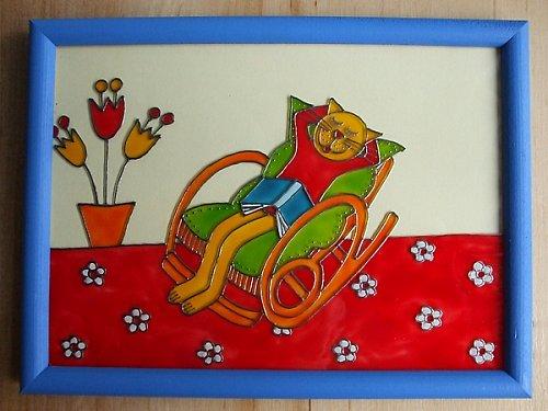 Kočičák pohodář :-)