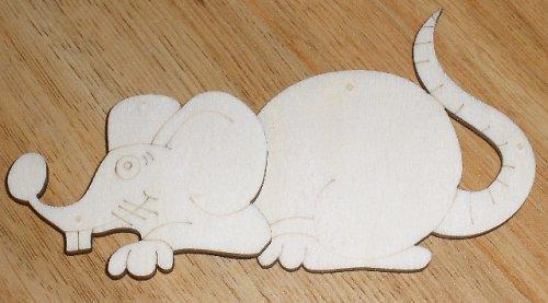 3D myška v.10x18cm