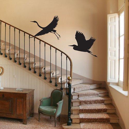 Volavky na schodišti