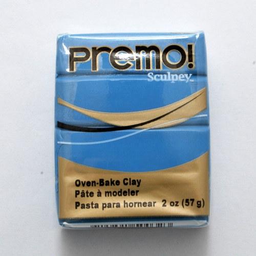 PREMO / Modrá džínová (5003)