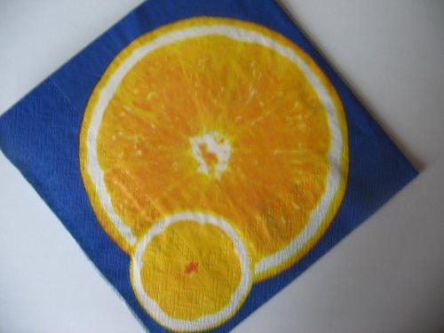 ubrousek - citrus