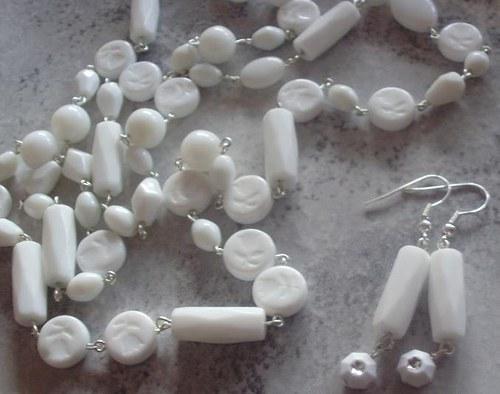 Sada - náhrdelník + náušnice