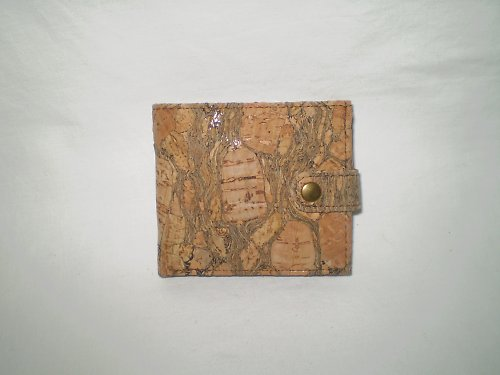 Korková peněženka UNI - malá