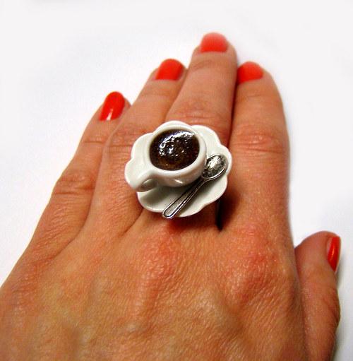 Kafíčko...! ..prsten II