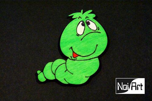 Červík zelený