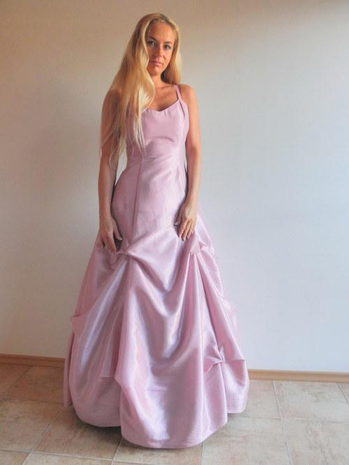 Svatební nebo společenské šaty 232-vel.38-40