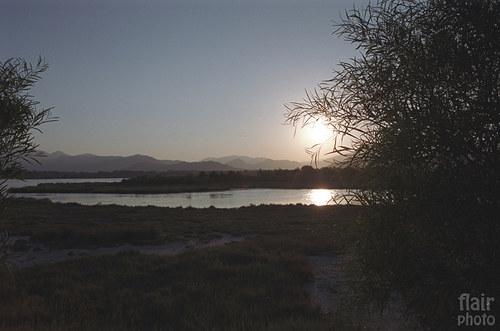 Západ slunce I