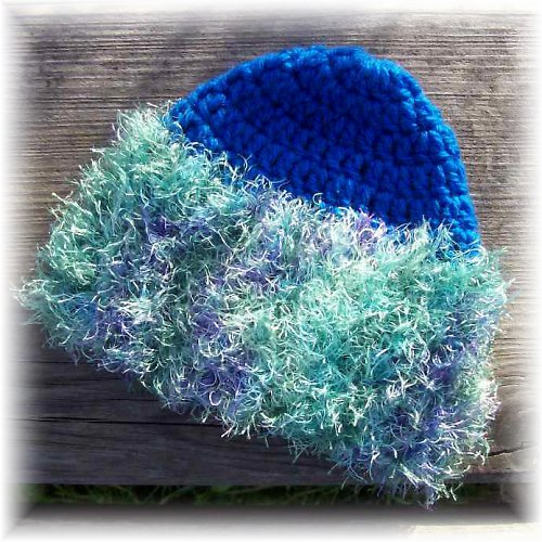 Modrá čambulína