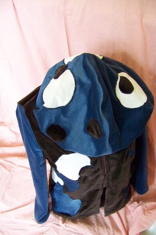 mořská kukačka -mikina/kabátek