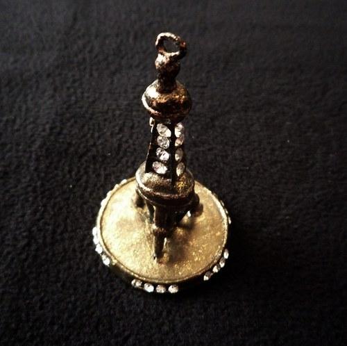 Přívěšek - věž / maják