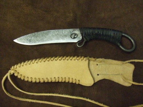 ´Baker´ kovaný nůž