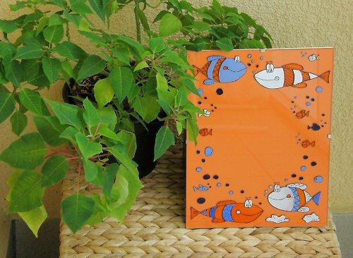 Rámeček na fotku - Rybičky