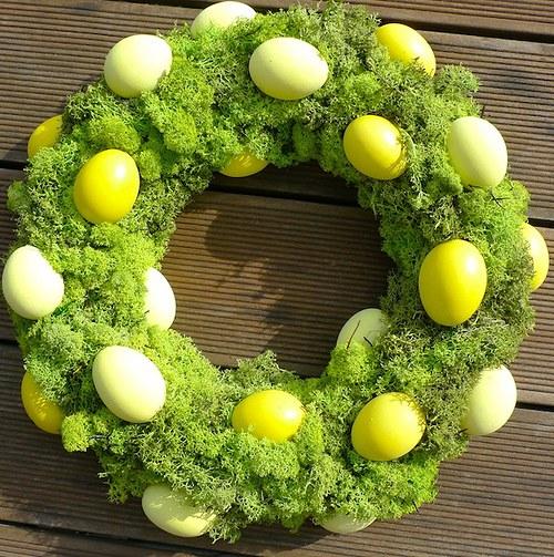 Velikonoční věnec / Easter wreath