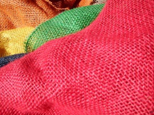 Juta barevná (šíře 130 cm)