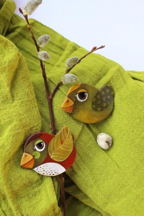Brož ptačí... Nr.004