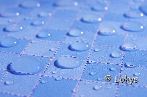 Modré kapky